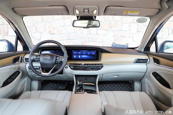 2019款 全新一代传祺GA6 270T 自动智尊版