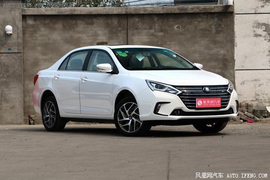 东莞比亚迪秦最高直降4.6万元 现车销售