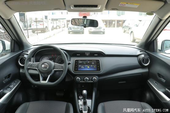 2019款 日产劲客 1.5L CVT 智联豪华版