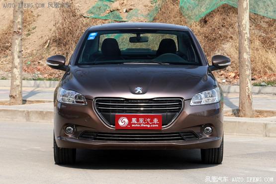 东莞东风标致301最高降1.8万 现车销售